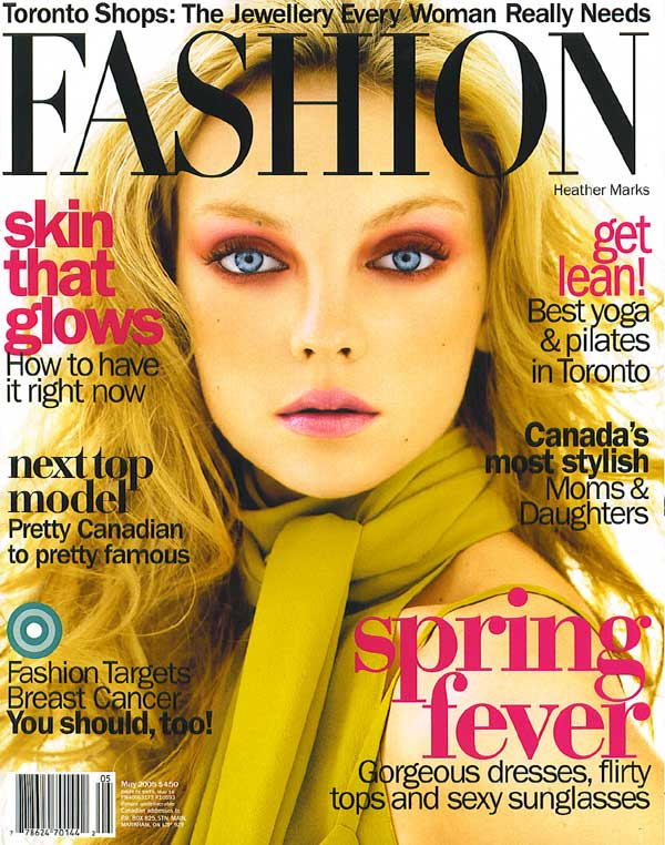 Free Fashion Magazines Canada