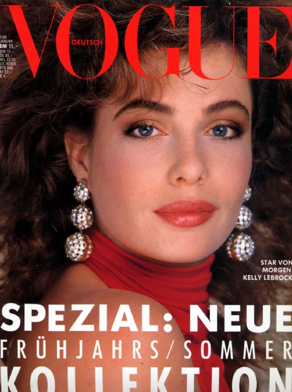 Actress Kelly LeBrock Premium