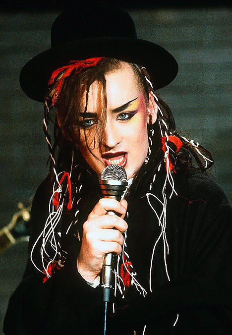 Happy birthday boy george auntie fashion