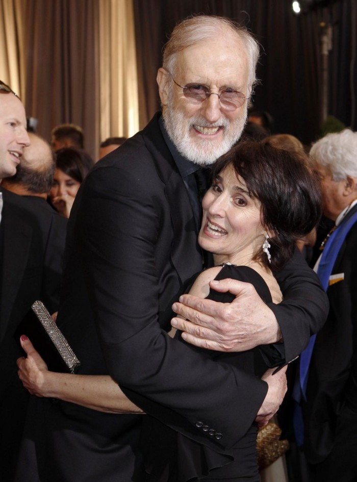 James Cromwell & Anna Stuart