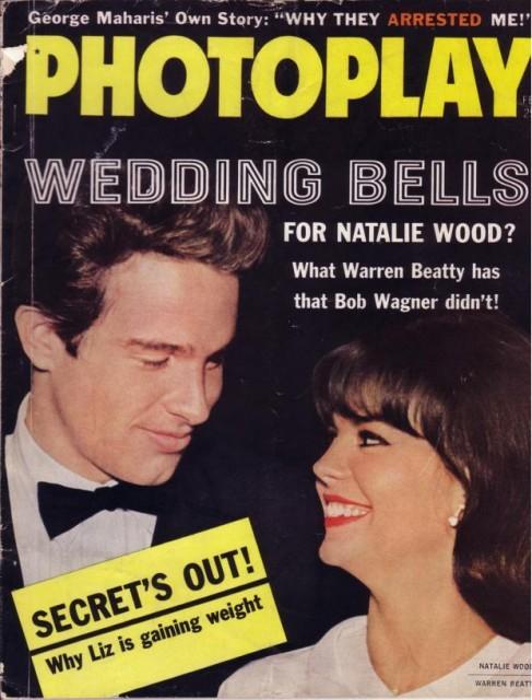 Warren Beatty & Natalie Wood
