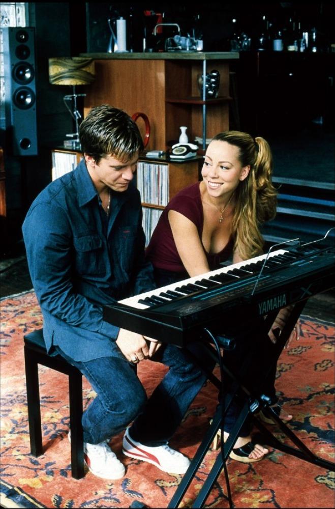 Max Beesley & Mariah Carey