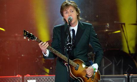 Bonnaroo Paul McCartney