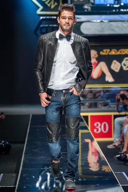 Philipp Plein S/S 2014 | Auntie Fashion