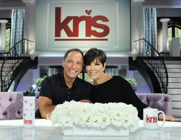 Harvey Levin & Kris Jenner