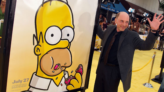"LA Premiere Of 20th Century Fox's ""The Simpsons Movie"" - Arrivals"