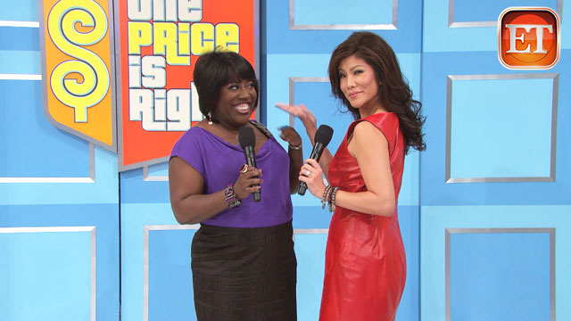 Sheryl Underwood & Julie Chen