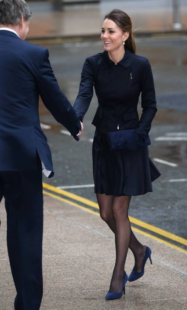 The Duchess Of Cambridge Attends Place2Be Forum