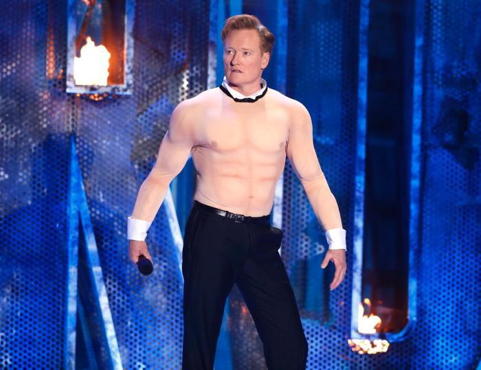 Conan O' Brien